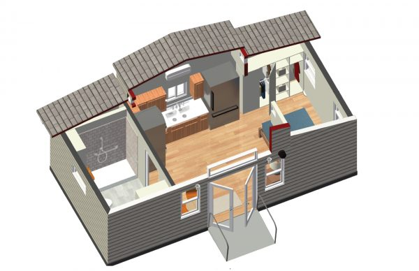 WellNest 3D View